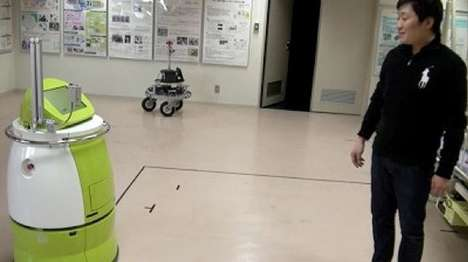 Autonomous Hospital Robots - The Terapio Robot is Designed To Replace Medical Carts