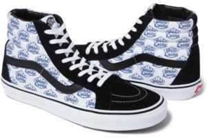 The Supreme x White Castle x Vans Collection is Fast Food Fashion