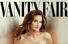 Transgender Celebrity Debuts - Caitlyn Jenner, Formerly Bruce, is Revealed on Vanity Fair's Cover