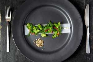 'Cannabistro' is a Pop-Up Diner Serving Gourmet Herb Dishes