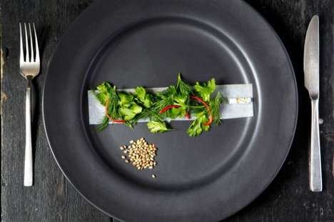 Cannabis-Inspired Restaurants - 'Cannabistro' is a Pop-Up Diner Serving Gourmet Herb Dishes
