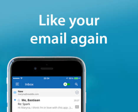 Prioritizing Email Applications