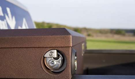 Custom Truck Storage - Billy Boxes Customizes Truck Bed Tool Boxes to Fit a User's Needs
