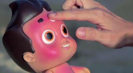 Sunburn-Prone Dolls - The Interactive Nivea Doll Teaches Sun Protection for Kids