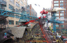 Ultimate Urban Playgrounds - The City Museum was Formerly a Converted Shoe Factory