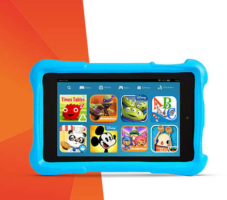 Kid-Friendly Tablets - Amazon is Set to Launch an Affordable and Easy-to-Use Children's Tablet