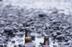 Animal-Saving Beer - Rogue Ales Launched a Purple Beer to Raise Awareness of Sea Star Extinction