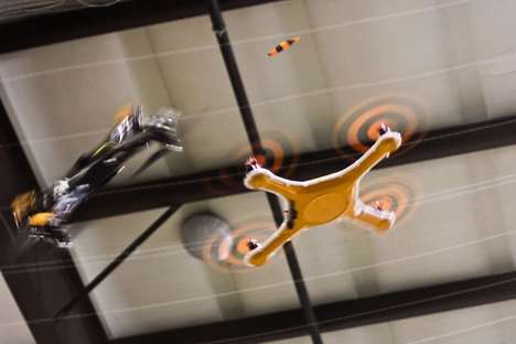 Multiplayer Drone Games - 'Game of Drones' Will Allow You to Race and Fight Your Friends' Drones