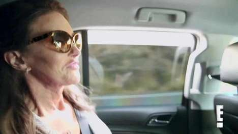Trans Celebrity Docu-Series - 'I Am Cait' Chronicles Caitlyn Jenner's Transition into Her New Normal