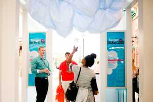 Tanger Outlets Celebrates Its New Location with Fun Pop-Up Stations