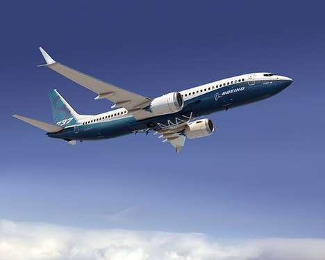 Next-Generation Passenger Aircraft - The Boeing 737 MAX Offers Increased Range and Fuel Economy