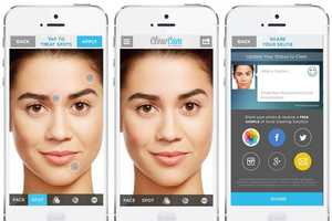 ModiFace's New Apple Watch Skin Care App Uses Skin Scanners and Real-Time Cameras