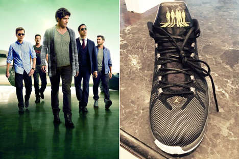 Movie-Themed Sneakers - Nike Has Released 'Entourage' Kicks to Coincide with the New Movie Premier