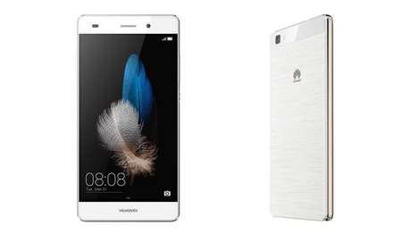 Lightweight Chinese Smartphones - The Huawei P8 Lite is Targeting the American Smartphone Market