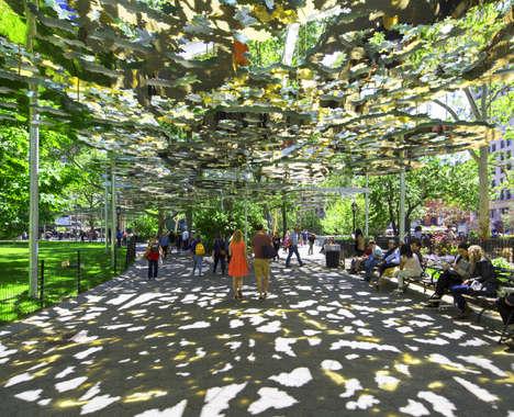 30 Mirrored Architecture Ideas