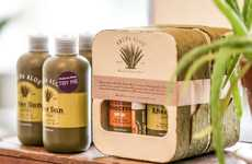 Earthy Aloe Packaging