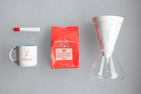 Dad-Celebrating Coffee Sets - Soma and Intelligentsia Teamed Up to Make the Ultimate Gift for Dads