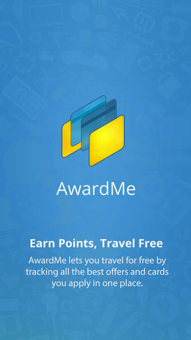 Reward-Maximizing Apps - The 'AwardMe' App Identifies Which Credit Card Will Yield the Best Rewards