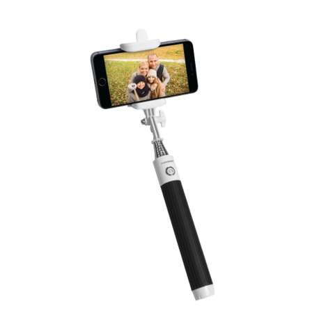 Bluetooth Selfie Sticks - PureGear's Compact Selfie Stick is Equipped for Electronic Communication