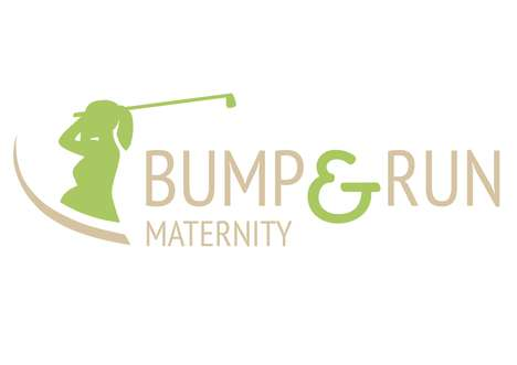 Maternity Golfing Apparel - 'Bump & Run' is a Line of Golf Clothes Designed for Expectant Mothers