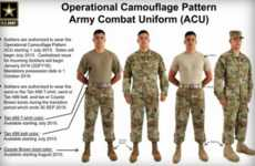 Re-Designed Army Uniforms