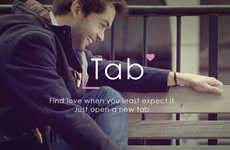 'Tab' is a Dating Tool That Matches Up Users Entirely at Random