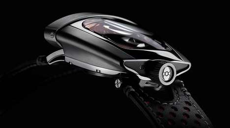 Supercar-Inspired Watches - The HMX Watch Celebrates MB&F's 10th Anniversary