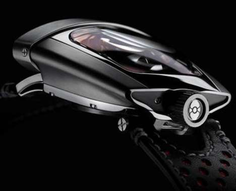 Supercar-Inspired Watches