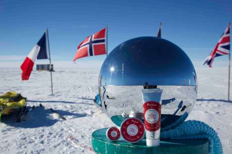 Arctic-Inspired Skincare - This Polaar Skincare Line is Inspired by Extreme Conditions