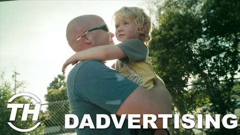 Dadvertising Campaigns - Laura McQuarrie Discusses All of Her Favorite Dad Ad Picks for Father's Day
