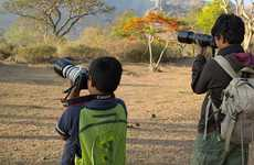 Wildlife Photography Camps - Toe Hold Offers Creative Photo Expeditions Across the Globe