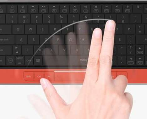 Bluetooth Trackpad Keyboards