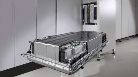 Energy Storage Systems - This Energy Storage Module Can Capture & Save Energy in Homes & Businesses