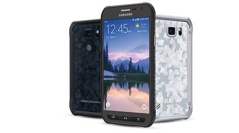 Ruggedly Protective Smartphones - The Samsung Galaxy S6 Active Features Quality Specs and Ruggedness