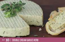 Nutty Imitation Cheese - Miyoko's Creamery Takes Pride in Producing Non-Dairy Artisan Cashew Cheese