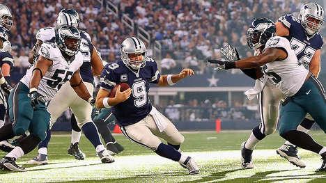 VR Football Training Technology - The Dallas Cowboys to Use Virtual Reality to Train Quarterbacks