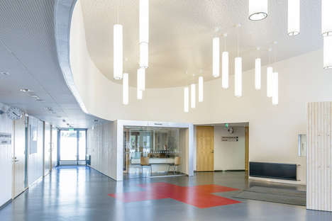 Sympathetic Clinic Designs - This Finnish Health Clinic is Designed to Encourage Well-Being