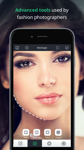 Professional Portraiture Apps - Relook Puts Advanced Photography Editing Tools at Your Fingertips