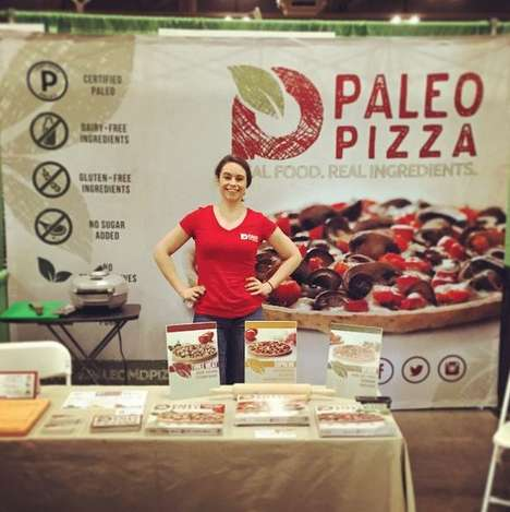 Paleo Diet Pizzerias - PaleoPizza's Meat and Veggie Pies Feature No Added Preservatives