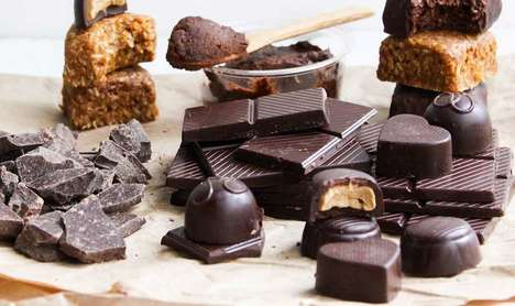 Guilt-Free Artisan Confections - Zimt's Organic Treats are Made from Raw Cocoa Ingredients