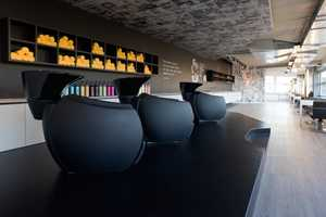 This Understated Salon is Located in the Swiss Town of Laufen