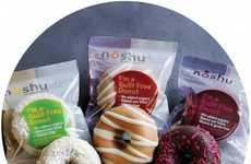 Sugar-Free Donut Packs - Noshu's Handmade Desserts Feature No Added Sugars