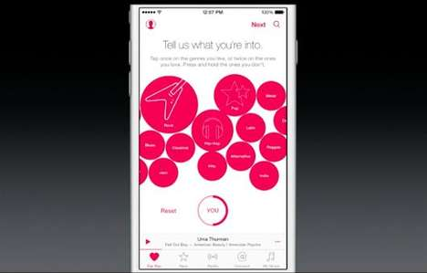 Comprehensive Music Services - Apple Music Will Stream Music and Boost Artist-Fan Interaction