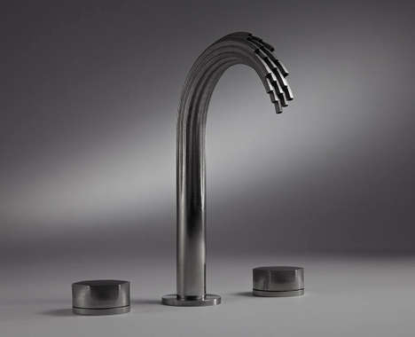 3D-Printed Faucets