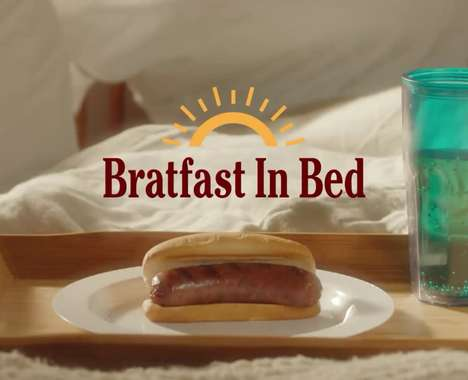 Father's Day Breakfast Ads