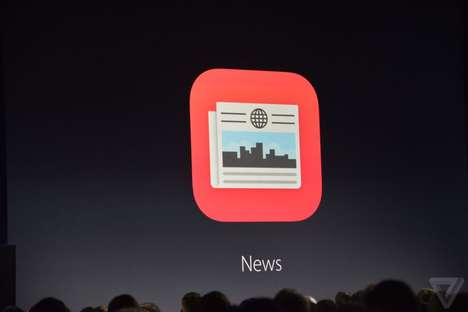 World Coverage Apps - The Apple News App is an Updated Version of Its Original Newsstand