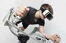 Virtual Reality Home Gyms