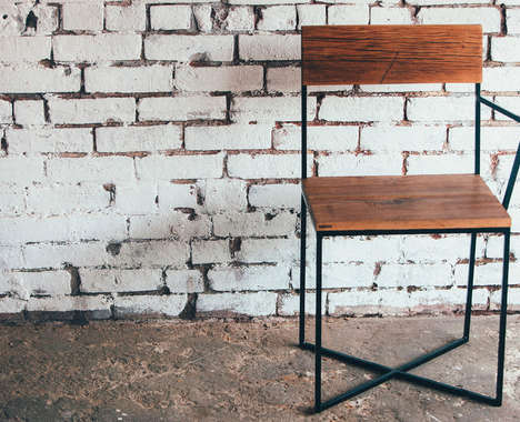 50 Examples of Industrial Furniture