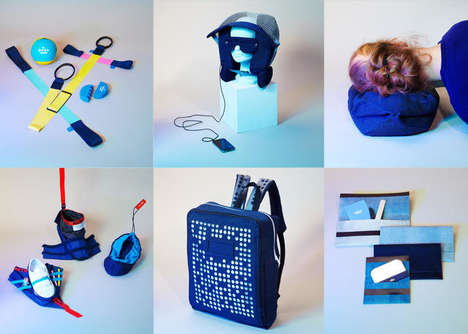 Upcycled Travel Products - The 'Plane to Product' Project Turns Old Plane Pieces into New Objects