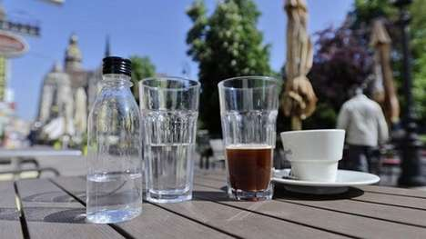 Transparent Coffee - This Clear Coffee Spares Your Teeth From Nasty Stains